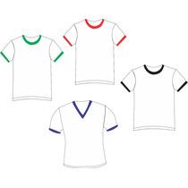 Camisetas 100% Poliéster Infantil