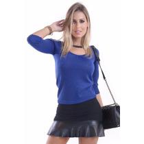 Blusa Com Lurex - Kam Bess - Bl0908