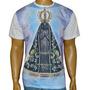 Camiseta Aparecida Dos Anjos Religiosa Católica