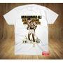 Camiseta Masculina Cassius Clay Muhammad Ali Boxe Esporte