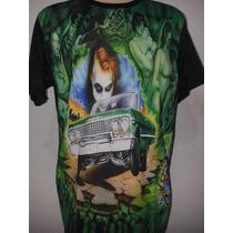 Camiseta Joker Coringa -chicano Lowrider