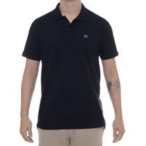 Camiseta Masculina Oakley Polo Essential Square Preta