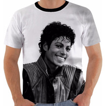 Camiseta Mj Michael Jackson 13 - Thriller