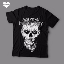 Camiseta American Horror Story Feminina