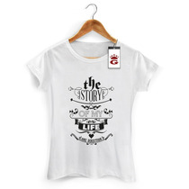 Camiseta One Direction Baby Look Masculina Feminina Banda