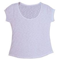 Camiseta Feminina Em Malha Flame Poliester Para Sublimação