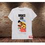 Camiseta Masculina Bruce Lee Kung Fu Dragão Chinês Norris