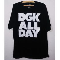 Camisetas Dgk All Day Skate - Qualidade Top!