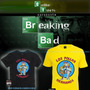 Camiseta Los Pollos Hermanos - Breaking Bad - 100 % Algodão