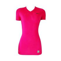 Camiseta Nike Feminina Pink Original - Fitness Tênis