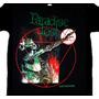 Camiseta Paradise Lost- (estampa Frente) Tamanho G