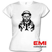 Camisetas Religiosas São Francisco De Assis 1969