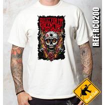 Camiseta De Banda - Bullet For My Valentine - Rock Metal