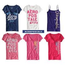 Camisetas Importadas Aeropostale - Femininas