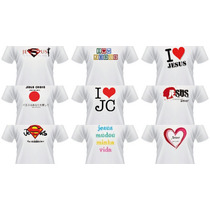 Camisetas Personalizadas Evangelicos