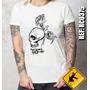Camiseta De Banda - My Chemical Romance - Skull & Roses