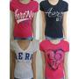 Camisetas Feminina Aeropostale Abercrombie Hollister