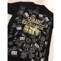 Lote Camisas Ax Armani Lançamentos