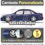 Camiseta Personalizada Chevrolet Vectra 1996-2012 Gsi Cd Gt