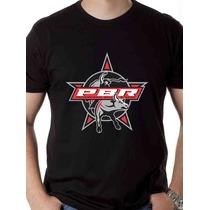 Camiseta Pbr Country Cowboy Cowgirl - Frete Grátis Pac