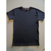 Camisa Zara Importada Preta Semi Nova #40
