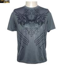 Camisa Muay Thai Ufc Mma Artes Marciais Drysoft Kanxa