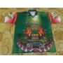 Camiseta Mangueira Carnaval 2008 Tamanho Gg Bom Estado