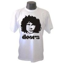 Camisetas Divertidas Panico Jim Morrison The Doors Bandas