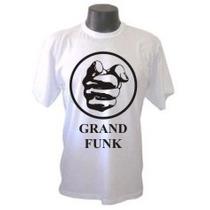 Camisetas Divertidas Panico Grand Funk Bandas Rock Galeria