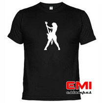 Camisetas Bandas Rockeira 1611