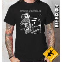 Camiseta De Banda - Extreme Noise Terror - Phonophobia