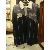 Camisa Polo Azul Marinho Tam. G Argentina