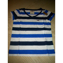 Hollister Camiseta Feminina Tamanho Pp (nova Com Etiqueta)