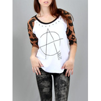 Blusa Atomic Abbey Dawn Avril Lavigne