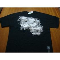 Camiseta Ecko Tam. G Preta
