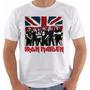 Camisa Camiseta Regata Iron Maiden 4