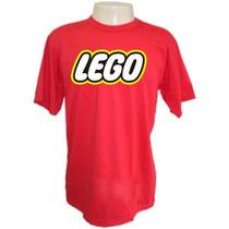 Camiseta Lego Divertida Panico Engraçada Sátiras
