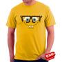 Camisetas Engraçadas Divertidas Bob Esponja Óculos 1775