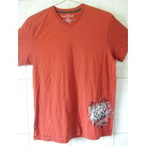 Camiseta Ecko Unltd Gola V Tamanho Especial 2xl 84cm X 68cm