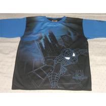 Camiseta Do Homen Aranha