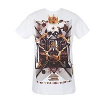 Ecko Red Autentica Camiseta Masc Dead King Wh P/entr P