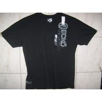 Camiseta Ecko Unltd Gola V Tamanho Especial 2xl 80cm X 66cm