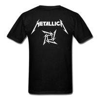 Camiseta Metallica - Camisa De Bandas Rock, James Hetfield