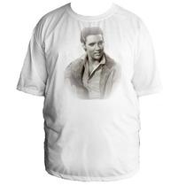 Camiseta Elvis Presley Rock Anos 50 60 Tamanho Especial 11
