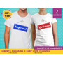 Camisetas De Namorados Boyfriend Girlfriends Apaixonados