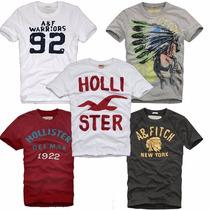 Camiseta Abercrombie Hollister John John Ralph Lauren Camisa