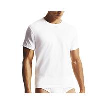 Camiseta Calvin Klein Básica - Kit Com 3 Unidades Gg