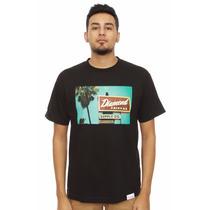 Camiseta Diamond Supply Co Deli T-shirt Skate Import