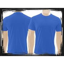 Maravilhosa Camiseta Basica 100% Algodão Várias Cores Oferta