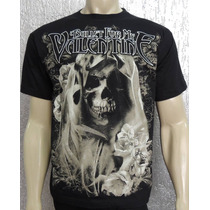 Camiseta Bullet For My Valentine - Modelo 2